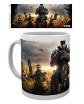 Gears Of War 4 - Keyart hrnček