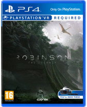 Robinson - The Journey VR (PS4)