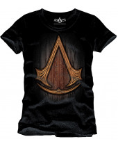 Assassins Creed Insignia Wood (T-Shirt)