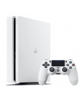 Sony PlayStation 4 Slim (PS4) 500GB Glacier White