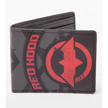 Batman Arkham Knight peňaženka Red Hood Logo