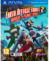 Earth Defense Force 2 - Invaders From Planet Space (PSV)