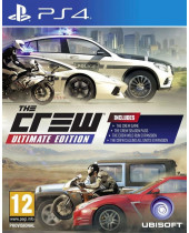 The Crew (Ultimate Edition) (PS4)