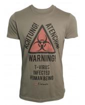 Resident Evil Warning (T-Shirt)