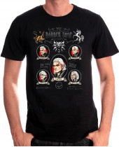 Witcher Shave and Haircut (T-Shirt)