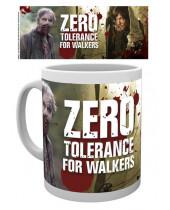 Walking Dead hrnček No Tolerance For Walkers