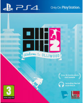OlliOlli 2 - Welcome to Olliwood (PS4)