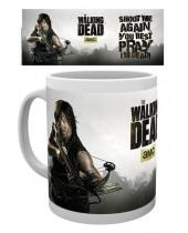 Walking Dead hrnček Daryl