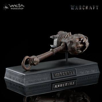 Warcraft - Skullbreaker of Blackhand 1/6 Replica 20 cm