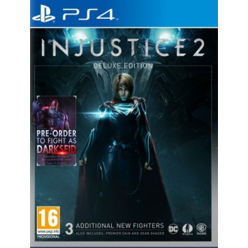 Injustice 2 (Deluxe Edition) (PS4)