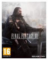 Final Fantasy XV (Steelbook Edition) (PS4)