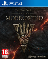 The Elder Scrolls Online - Morrowind (PS4)