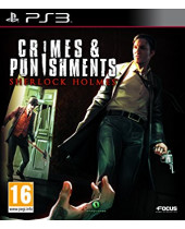 Sherlock Holmes - Crimes and Punishments (PS3)