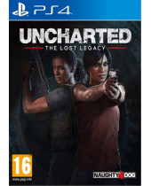 Uncharted - The Lost Legacy CZ (PS4)