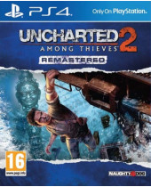 Uncharted 2 - Among Thieves Remastered (PS4)