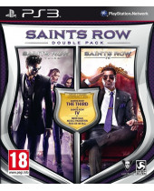 Saints Row - Double Pack (PS3)