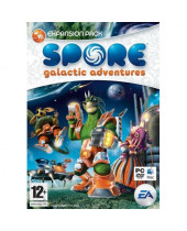 Spore - Galactic Adventures (PC)