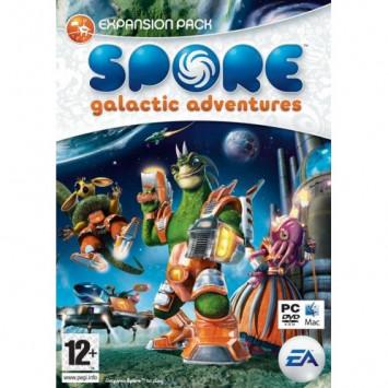Spore - Galactic Adventures (PC)