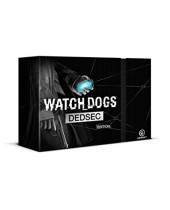 Watch Dogs CZ (DedSec Edition) (XBOX360)