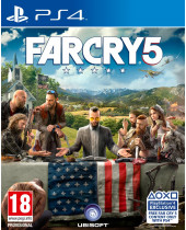 Far Cry 5 CZ (PS4)