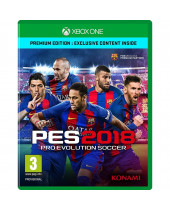 Pro Evolution Soccer 2018 (Premium Version) (XBOX ONE)