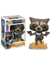 Pop! Marvel - Guardians of the Galaxy Vol. 2 - Rocket Racoon