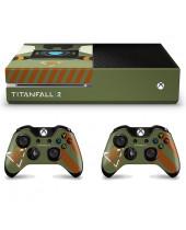 Titanfall 2 Marauder Console Skin (XONE)