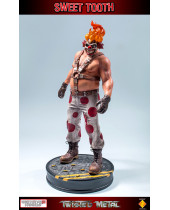 Twisted Metal - Sweet Tooth 1:6 socha 50 cm
