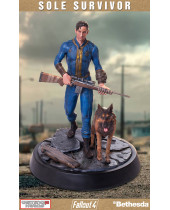 Fallout 4 - Sole Survivor 1:4 socha 53 cm