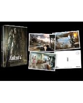 Fallout 4 Steelbook + Pohľadnice