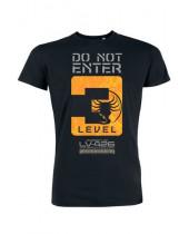 Alien - Do Not Enter Level 3 (T-Shirt)
