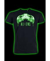 Alien - Tribal Glow In The Dark (T-Shirt)