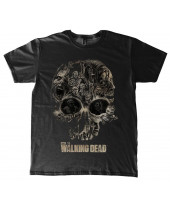 Walking Dead - Skull (T-Shirt)