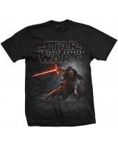 Star Wars Episode 7 - Kylo Ren Crouch (T-Shirt)