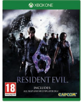 Resident Evil 6 HD (XBOX ONE)