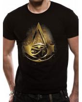 Assassins Creed - Origins Gold Hieroglyphs (T-Shirt)
