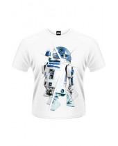 Star Wars Episode 7 - R2-D2 Chopped (T-Shirt)
