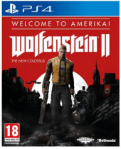Wolfenstein 2 - The New Colossus (Welcome to America Edition) (PS4)