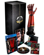 Metal Gear Solid 5 - The Phantom Pain (Collectors Edition) (PS4)
