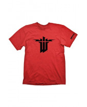 Wolfenstein 2 - Logo (T-Shirt)