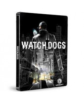 Watch Dogs 1 steelbook