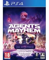 Agents of Mayhem (Steelbook Edition) (PS4)
