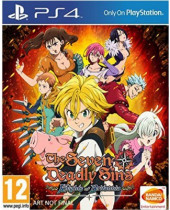 Seven Deadly Sins - Knights of Britannia (PS4)