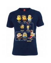 Minions - Through The Ages (T-Shirt)