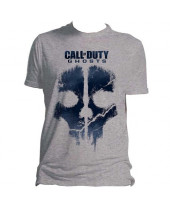 Call Of Duty Ghosts - Skull Art Grey (T-Shirt)