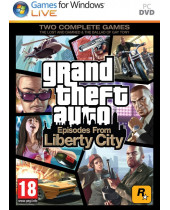 Grand Theft Auto - Episodes From Liberty City (PC)
