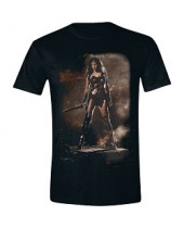 Wonder Woman Pose (T-Shirt)