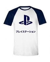 Playstation - F.C Club Japanese Logo (T-Shirt)