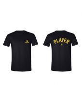 Playstation - Player Gold Foil (T-Shirt)