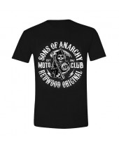 Sons of Anarchy - Moto Club (T-Shirt)